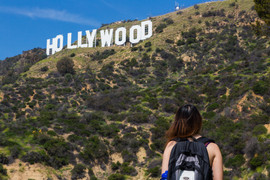 Hiker looking at Hollwyood sign.jpg