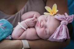 LIFESTYLE NEWBORN PHOTOGRAPHY WITH FLOWE