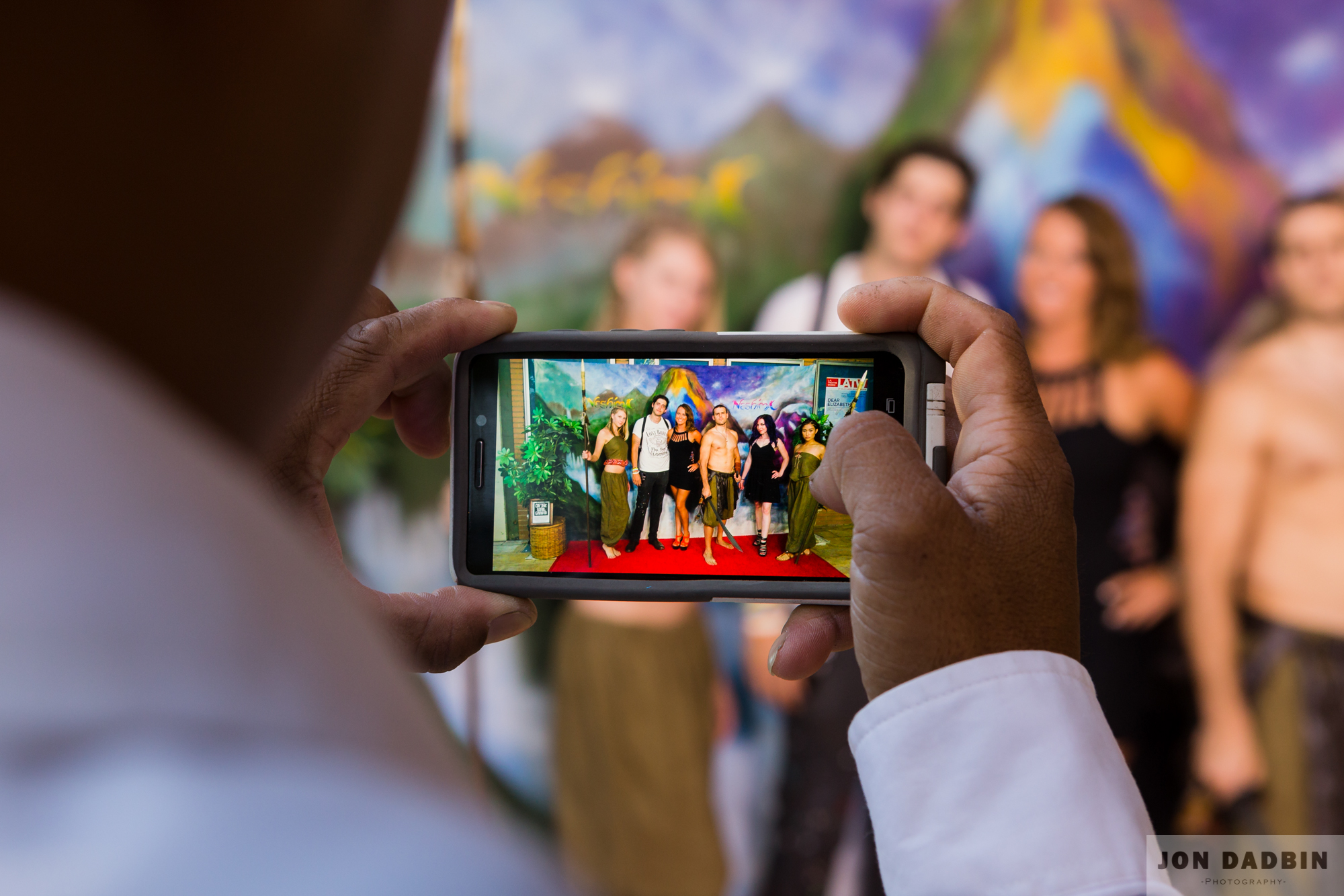 Photo of a photo
