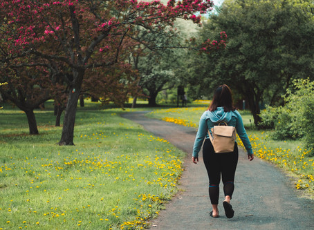 Tips To Add More Movement (Specifically Walking) To Your Day