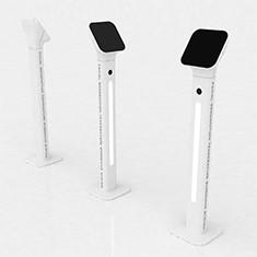 얼굴인식 체온측정 시스템