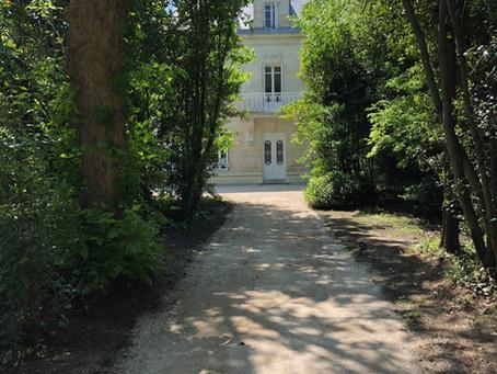Aménagement d'une propriété à Bordeaux
