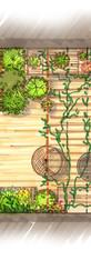 Plan amenagement terrasse bois