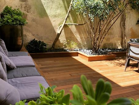 Terrasse bois exotique Pey Berland