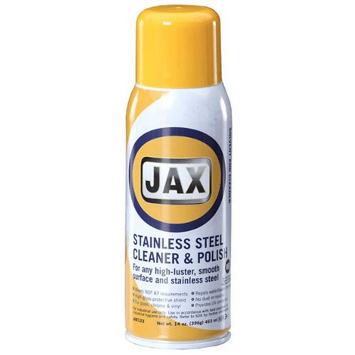 JAX 123 Stainless Steel Cleaner