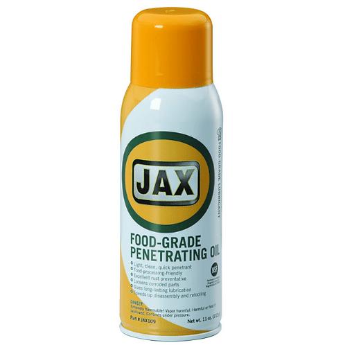 JAX 109 Food Grade Penetrating Oil H1