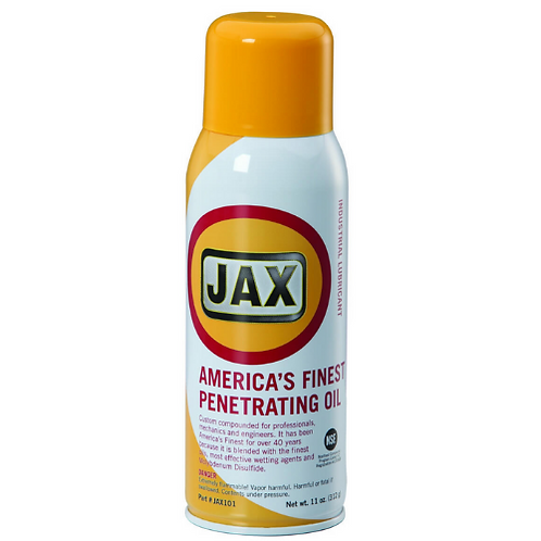 JAX 101 Americas Finest Penetrating Oil
