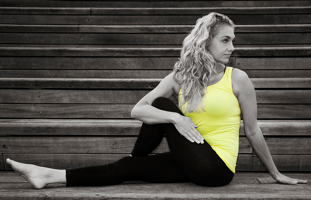 Betiina Larsen - Twist - Yoga