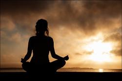 Betiina Larsen - Lotus Sunset - Yoga