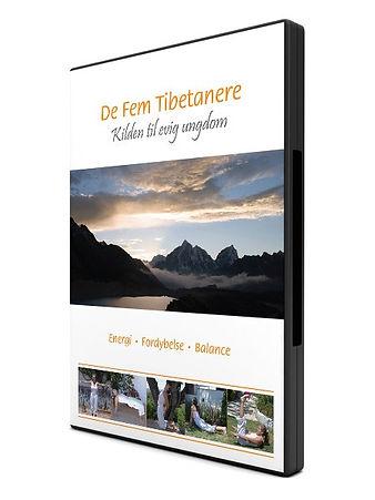 Betiina Larsen De 5 Tibetanere DVD