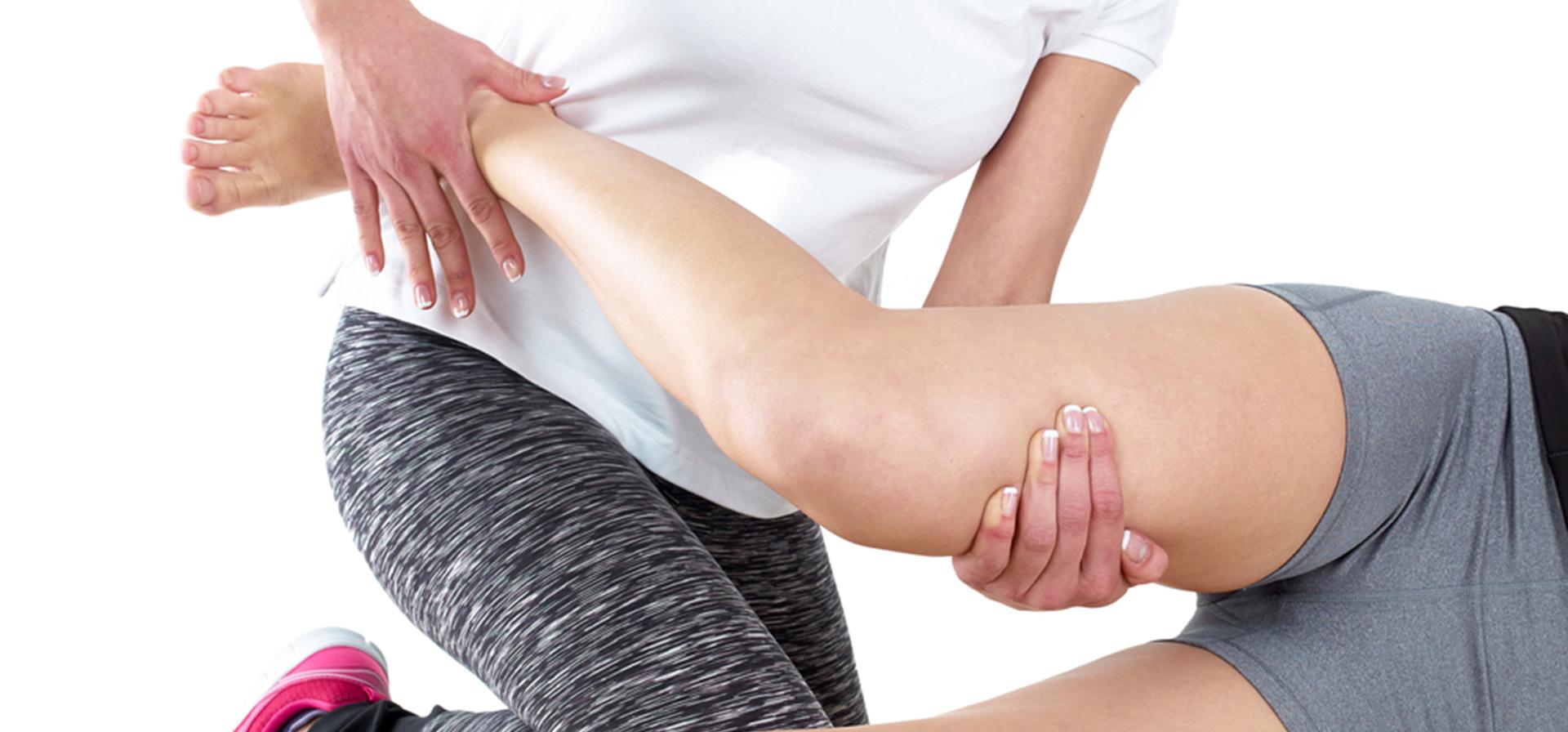 Betiina Larsen - Fysioterapi