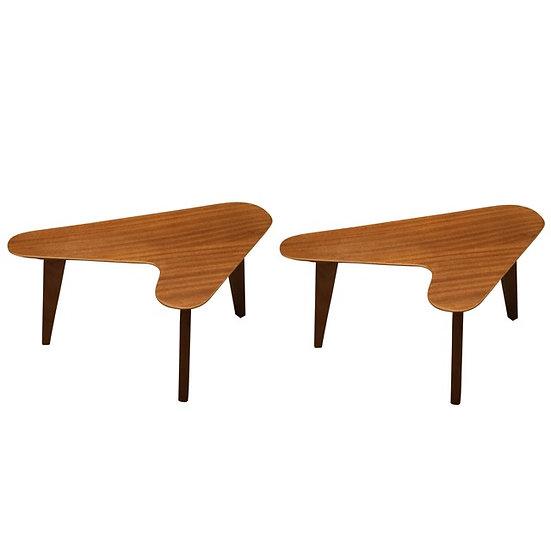 Boomerang Tables Danish 1950s