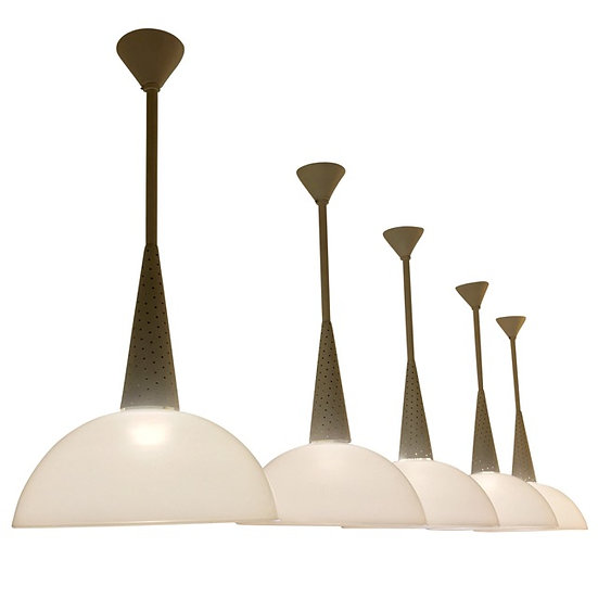 Mathieu Mategot Ceiling Lights