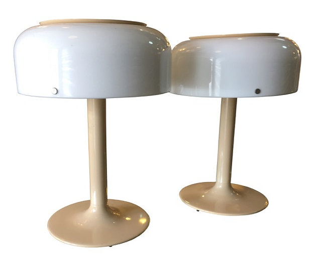 Table Lights by Anders Pherson 1960s
