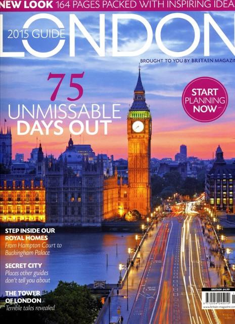 BRITAIN Magazine The London 2015 Guide
