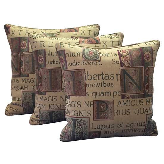 Limited Edition Cushions