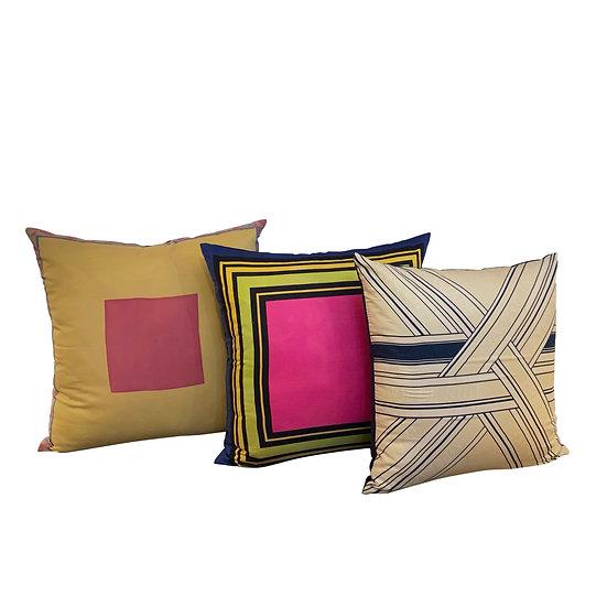 Silk Design Cushion
