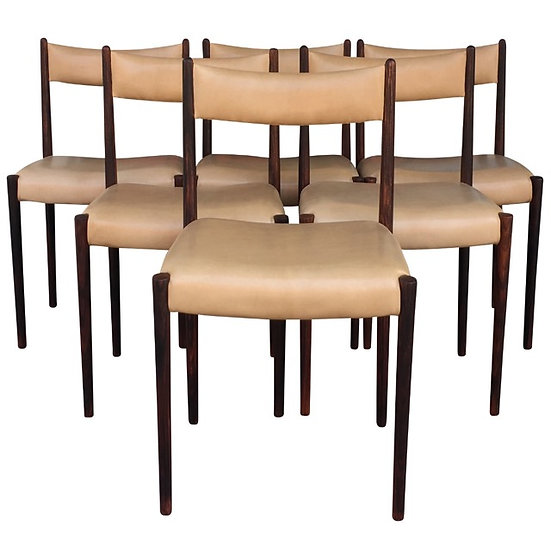 Rosewood Dinning Chairs