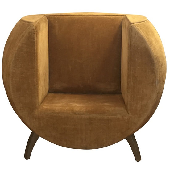 1960s Globe Chair