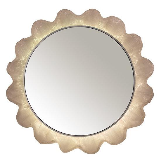Perspex Backlit Mirror
