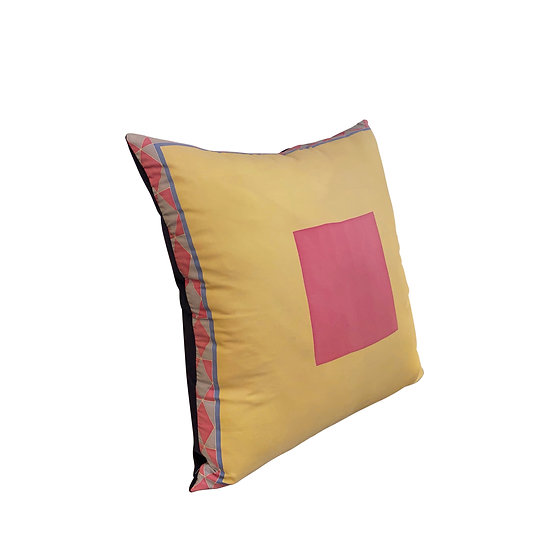 Silk Design Cushion