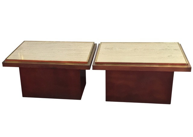 Italian 1960s Side Tables