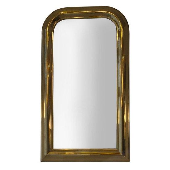 Brass Mirror MidCentury