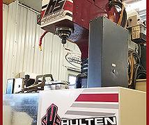 Centroid CNC head machining