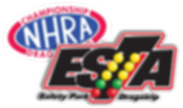 ESTA-NHRA logo header