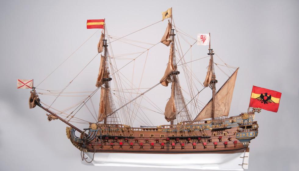 Spanish galleon San Felipe (1690)