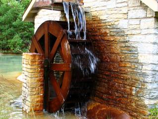 Waterwheel Grace