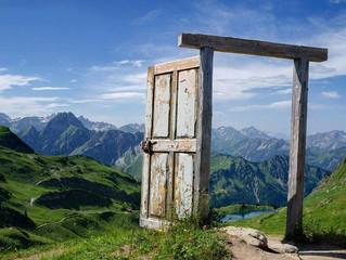 The Open Door...The Gateless Gate