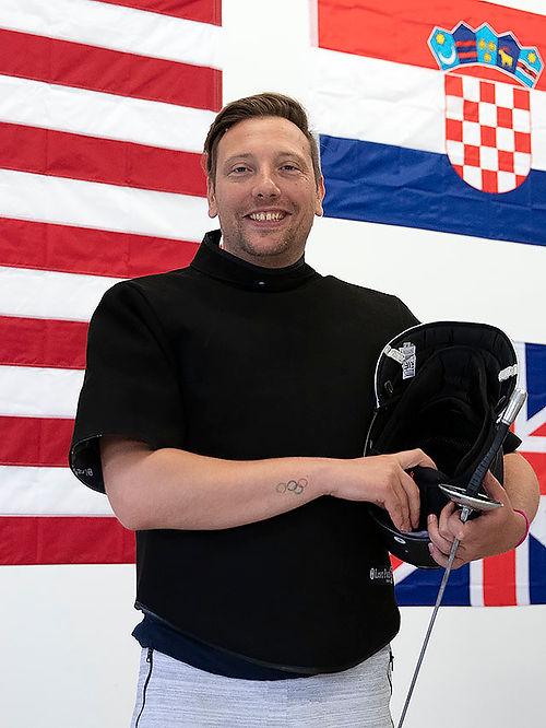 Bojan Jovanovic Fencing