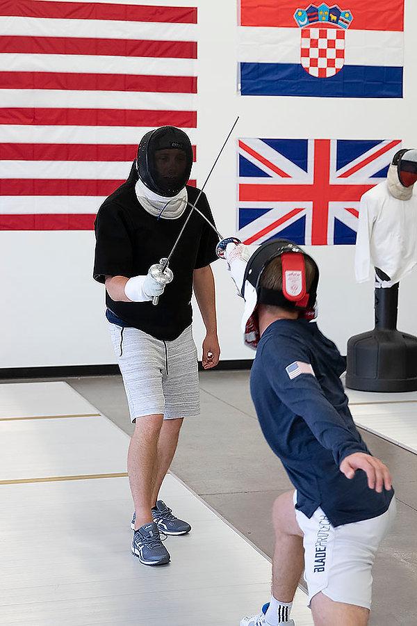 jovanovic fencing 1