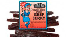 Spicy Hickory Smoked Cowgirl Beef Jerky 8oz