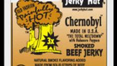 Ghost Pepper Chernobyl Beef Jerky 8oz