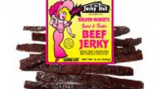Spicy Sweet Klondike Kate Beef Jerky 8oz