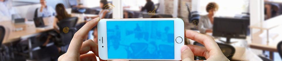 תמונת השראה, מנהלים ששולטים בעסק  360 מעלות בזמן אמת מכל מקום!