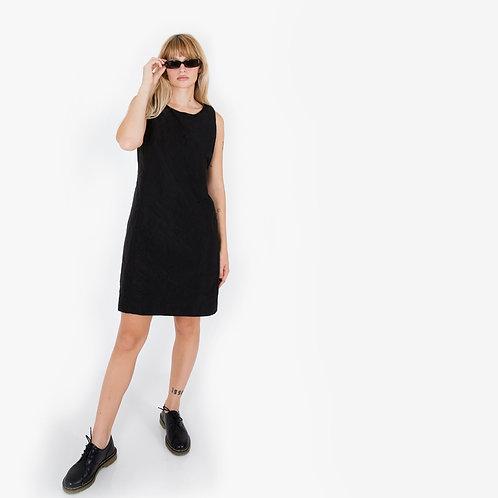 שמלת לייף סטייל שחורה