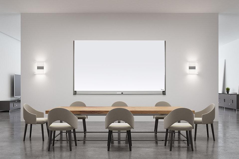 DEB - מבחר לוחות לחדר ישיבות, למשרד לעבודה בבית, לכיתה, להדרכה, להרצאה כל הלוחות של המותג ביקליר Bclear