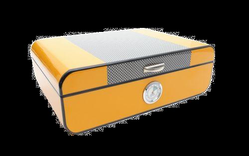 קופסה לאחסון סיגרים יומידור לשמירה על איכות סיגר טרי חנות אש טבק