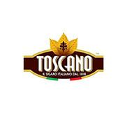 Toscano טוסקנו - מותג סיגרי וסיגרלות איטלקי