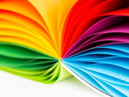 משמעות הצבעים באתר או בדף נחיתה