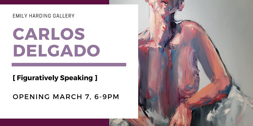 Carlos Delgado: Figuratively Speaking