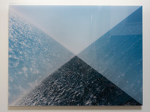 """Reza NADJI - """"Untitled"""" from the series, """"Oceanscapes"""""""
