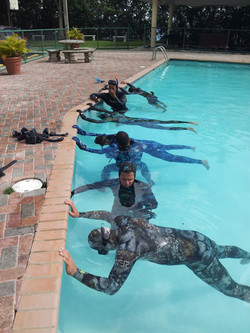 Freediving Clinics Pool day