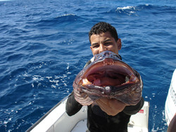 Spearfishing Puerto Rico Ernest