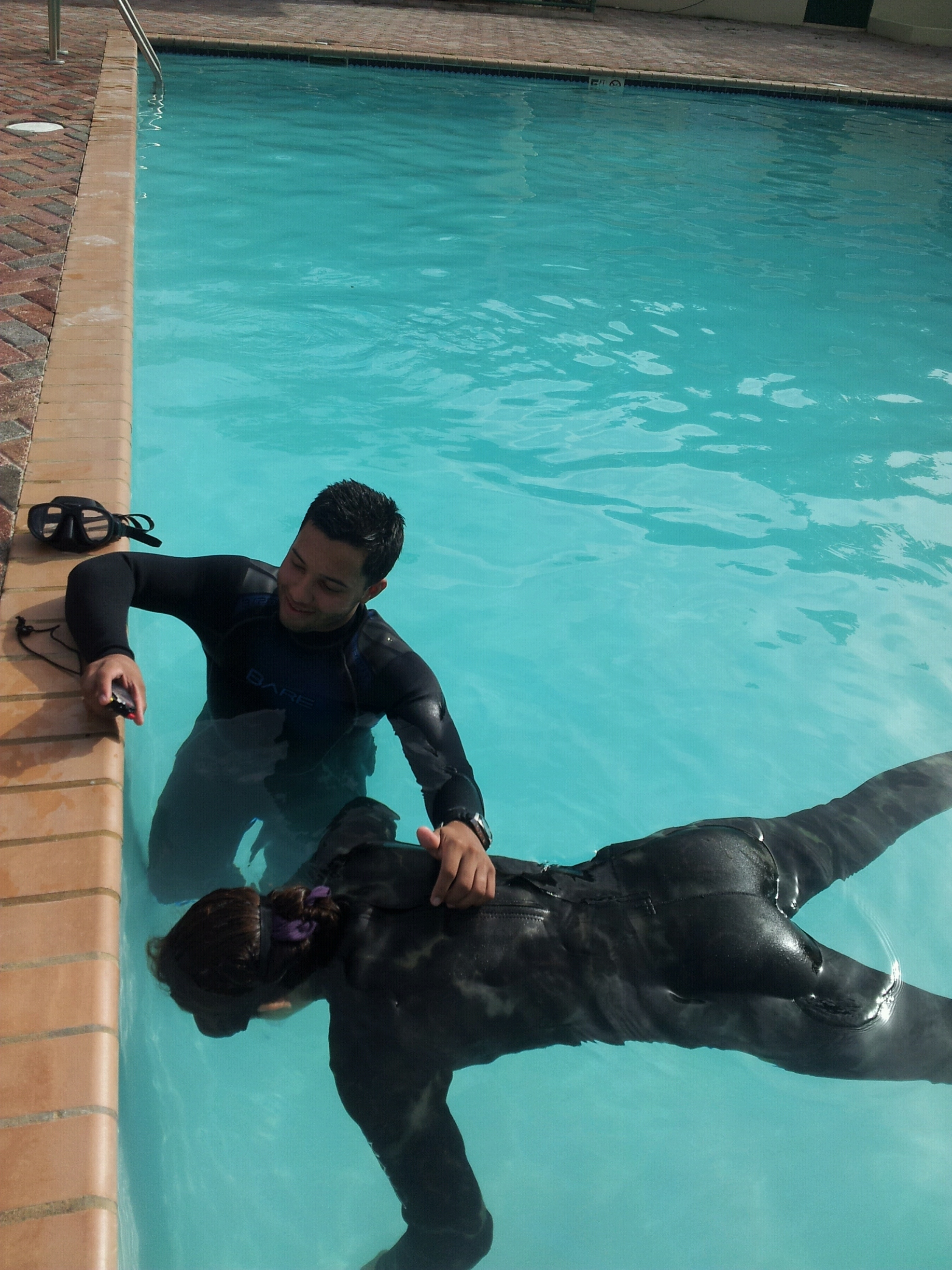 Freediving Clinics Puerto Rico