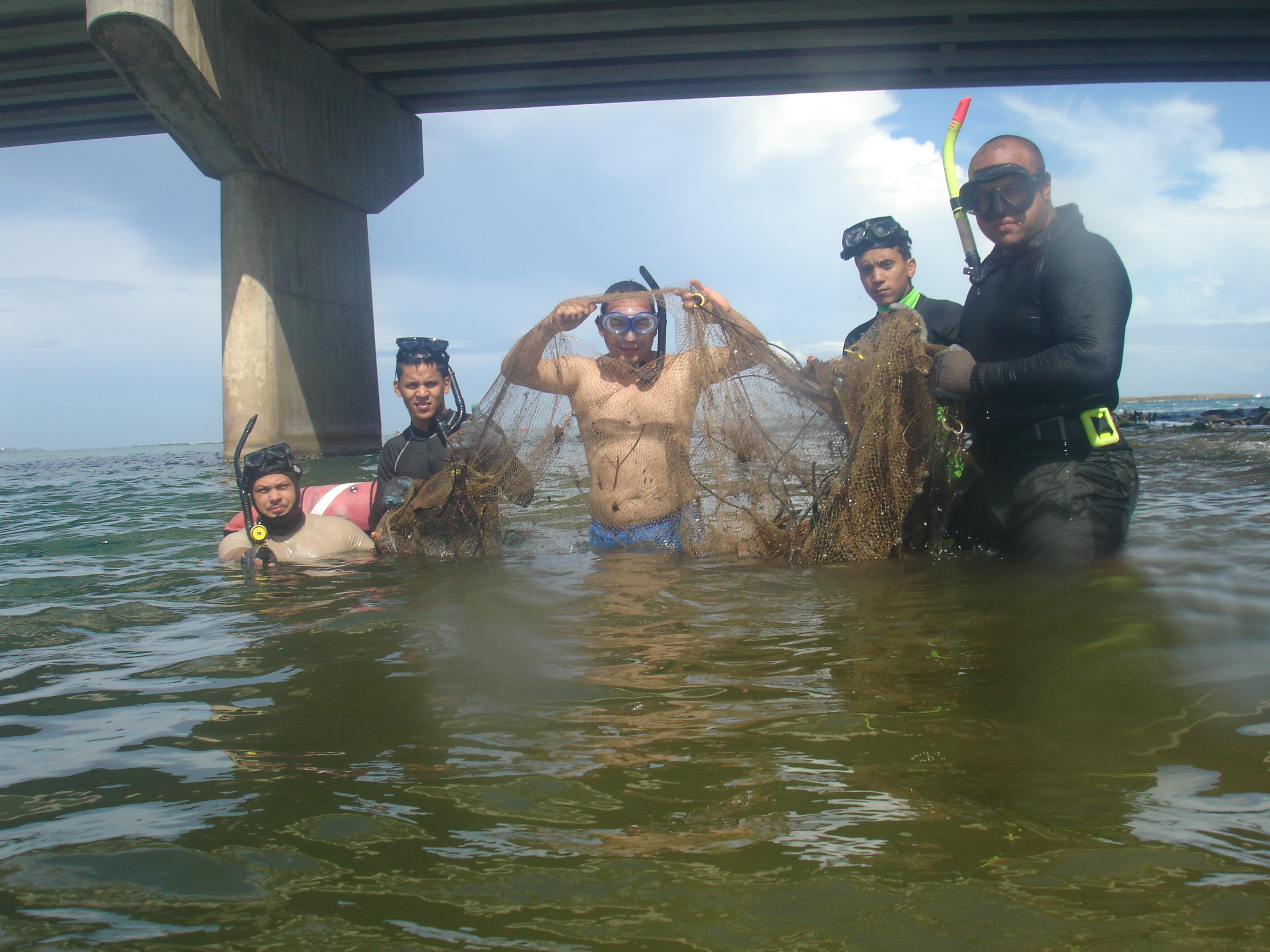 PRFreedivers Beach Cleanup