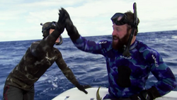 Spearfishing Puerto Rico Eric Young